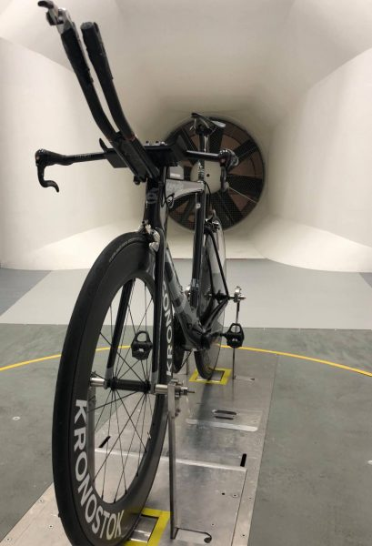 Revolver at the Boardman Performance Testing Facility